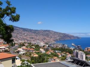 View from Barreiros Belvedere