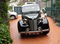 Austin Ten Saloon 1946