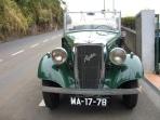 Austin Ten Tourer 1935