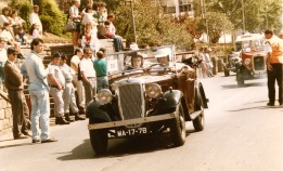 Rampa dos Barreiros Memorial Race, 13 May 1990