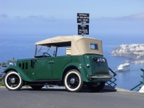 1935 Austin 10 Open Road Tourer