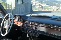 1972 Mercedes Benz 280S Dashboard