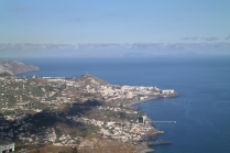 Close up from Cabo Girão